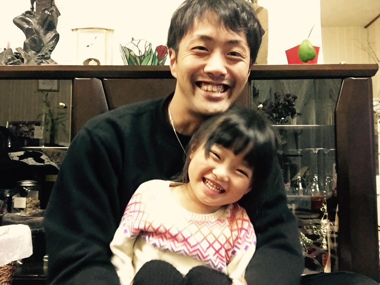 菊田慎也『僕と姪っ子』