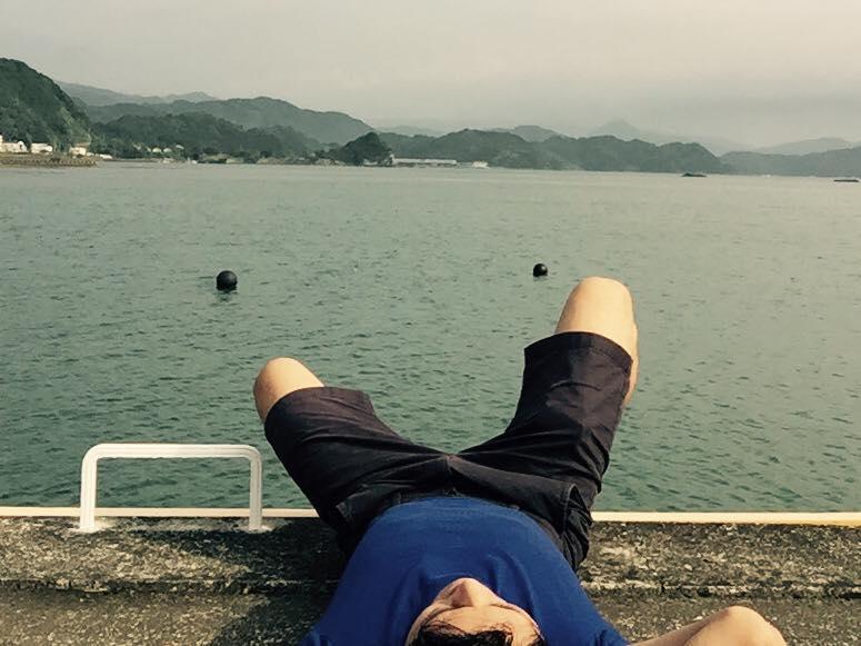 海辺、菊田慎也、壁の対処法01