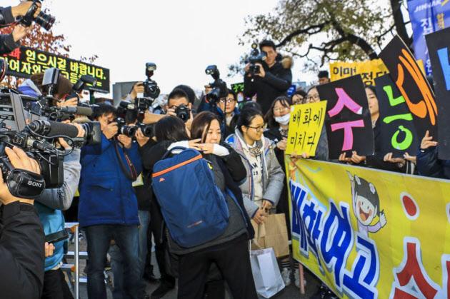 「陰の実力者」の娘、韓国馬術競技でやりたい放題 そして、不正入学疑惑の名門女子大に退学届