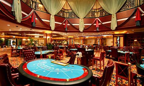 高級感のあるカジノの画像